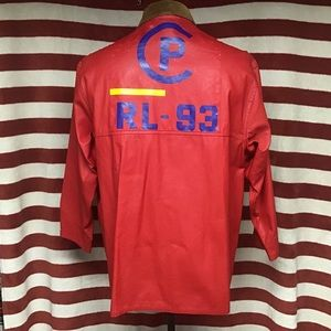 Guc Rare vintage CP93 firemans slicker Sz M